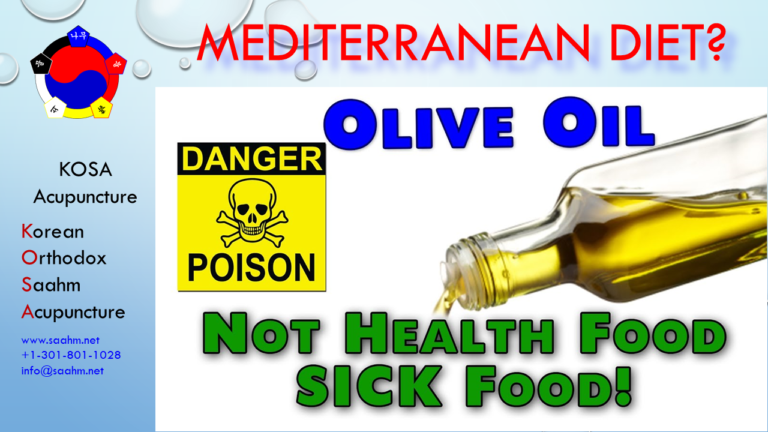 Olive oil is not healthy but unhealthy food 768x432 - Olive oil is not healthy but unhealthy food