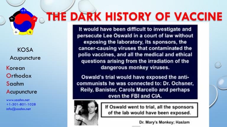 The dark history of vaccine 768x432 - The dark history of vaccine