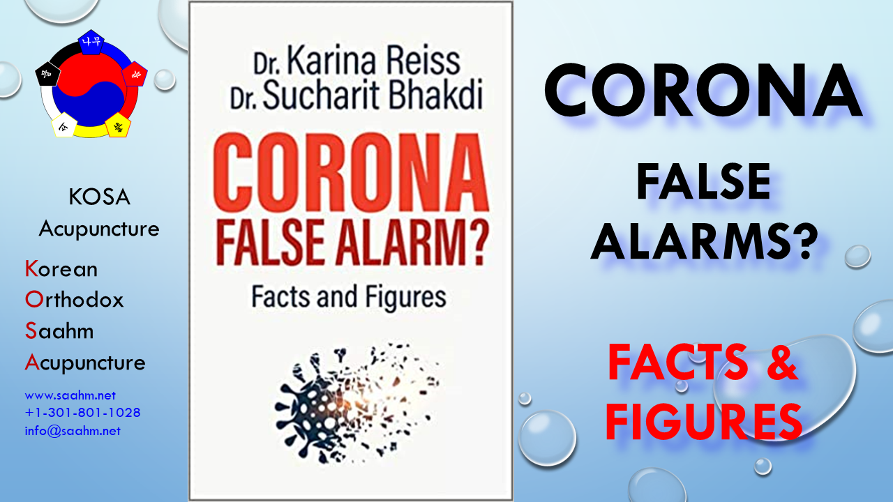 Corona, False Alarm?: Facts and Figures - Must-Read Book